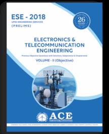 ESE 2018 Prelims Electronics & Telecommunications Eng Obj V2