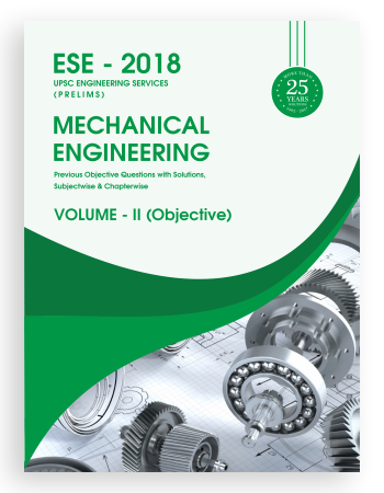 ESE 2018 prelims Mechanical Engineering Objective V 2