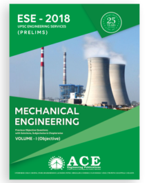 ESE2018 Prelims Mechanical objective Volume 1
