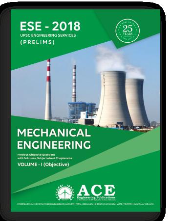 ESE2018 Prelims Mechanical objective Volume 1