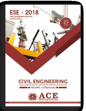 ESE2018 Prelims Civil Engineering Objective V2