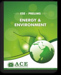 ESE 2018 Prelims Energy & Environment