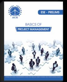 ESE 2018Pelims Basics of Project Management