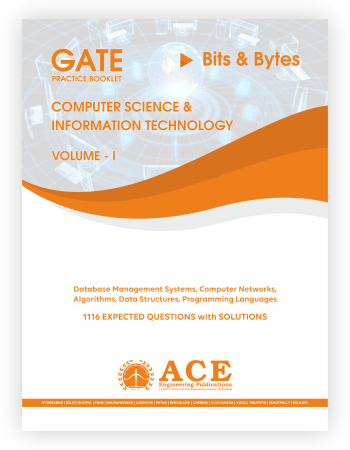CSIT GATE 1116 Practice Questions with solutions V1