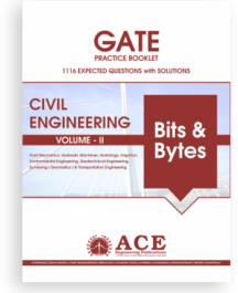 Civil engg GATE Practice booklet Volume 11