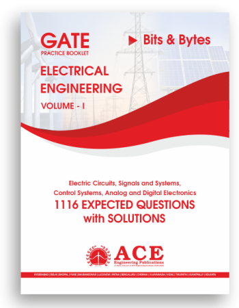 Current Stock Level Electrical Engg GATE Practice Booklet Volume 1