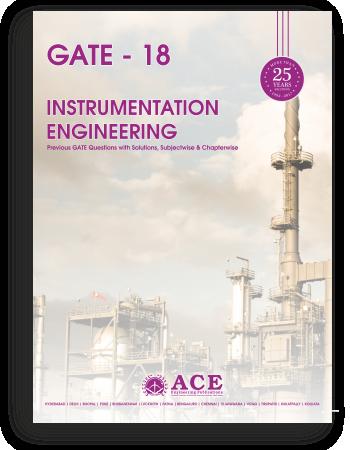 GATE 2018 Instrumentation Engineering