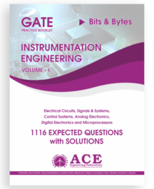 Instrumentation Engg GATE Practice booklet Volume 1