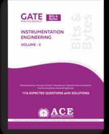 Instrumentation GATE Practice Book V2