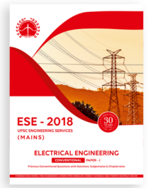 ESE 2018 UPSC Mains Electrical Engineering Conventional P 1
