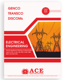 GENCO/TRNSCO/DISCOMs, for Electrical Engineering