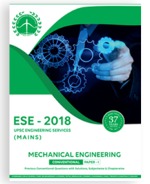 ESE 2018 Mains Mechanical Conventional Paper 1