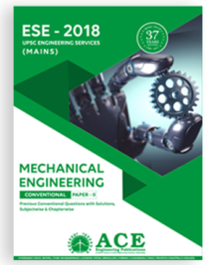 ESE 2018 Mains Mechanical Conventional Paper 2