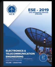 ESE-2019 Prelims Electronics & Telecommunication Objective V1