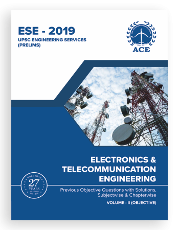 ESE-2019 Prelims Electronics and Telecommunication Objective V2
