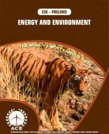 ESE-2020 Prelims Energy & Environment