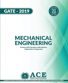 GATE -2019 PREVIOUS-SOLUTIONS BOOK