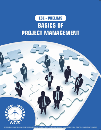 ESE-2020 Prelims Basics Of Project Management