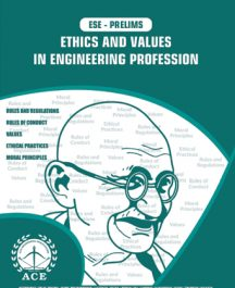 ESE-2020 Prelims Ethics & Values In Engineering Profession