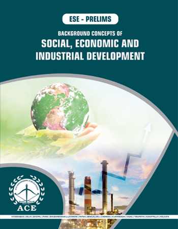 ESE-2020 Social, Economic And Industrial Development
