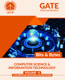 GATE 2020 Bits-Byts Practice Questions With Solutions Volume-2 for CSIT