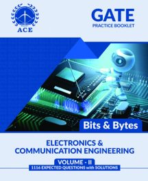 GATE 2020 Bits-Byts Practice Questions With Solutions Volume-2 for ECE