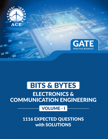 GATE 2020 Bits-Byts Practice Questions With Solutions Volume-1 for ECE