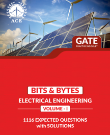 GATE 2020 Bits-Byts Practice Questions With Solutions Volume-1 for EEE