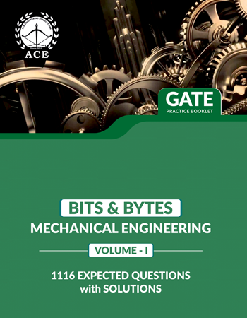 GATE-2020 Practice Questions With Solutions Volume-1 for Mechanical Engineering