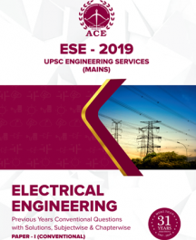 ESE 2019 Mains Conventional Paper I Previous Conventional Questions With Solutions for Electrical Engineering