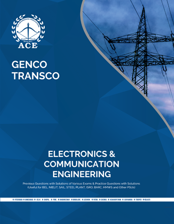 GENCO & TRANSCO Previous Questions With Solutions for Electronics & Communication Engineering