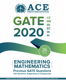 GATE & ESE-2020 Engineering Mathematics Previous Questions With Solutions