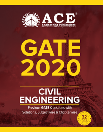 GATE – 2020 Previous Questions With Solutions for Civil Engineering