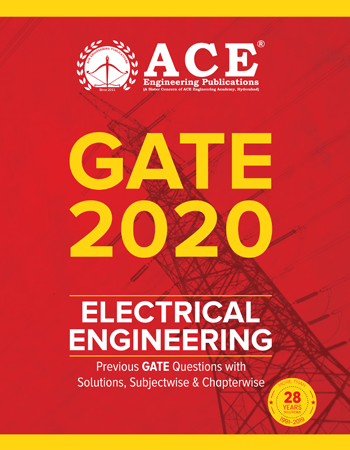 GATE – 2020 Previous Questions With Solutions for Electrical Engineering