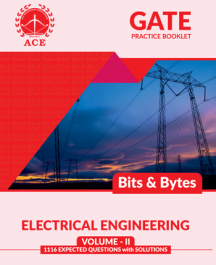 GATE 2020 Bits-Byts Practice Questions With Solutions Volume-2 for EEE
